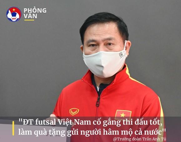 Futsal Việt Nam đang có thế hệ tiếp nối hoàn hảo ảnh 1