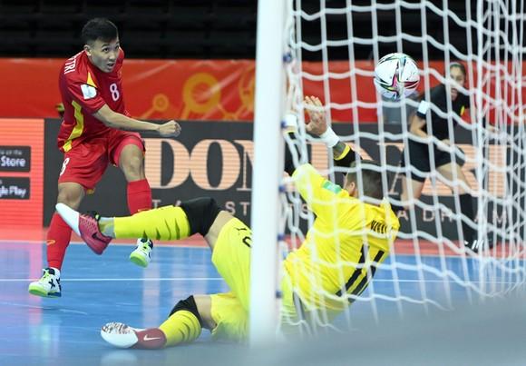 Việt Nam đã để lại nhiều ấn tượng ở VCK Word Cup 2021
