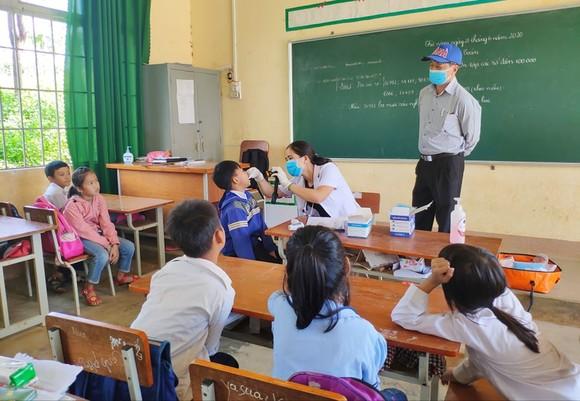 Thêm nhiều người nhiễm bệnh bạch hầu ở Đắk Nông ảnh 1