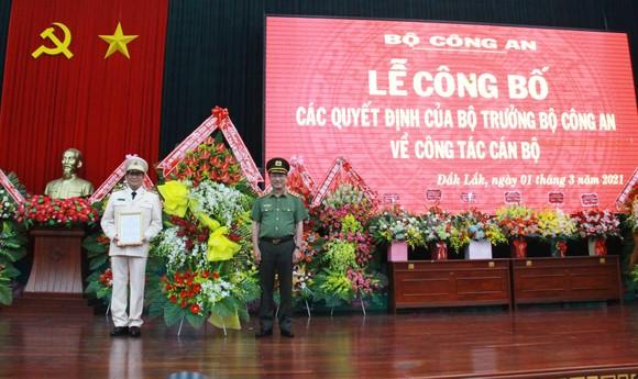 Đắk Lắk, Lâm Đồng có tân Giám đốc công an tỉnh ảnh 1