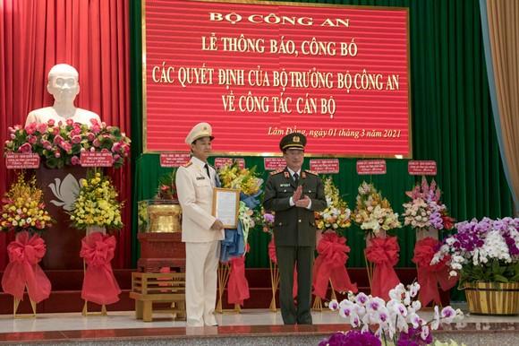 Đắk Lắk, Lâm Đồng có tân Giám đốc công an tỉnh ảnh 2