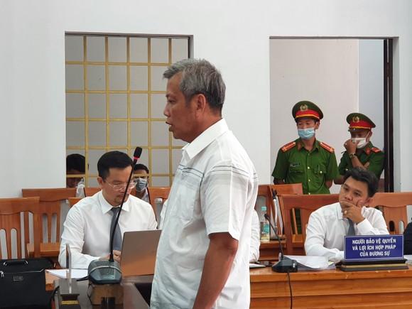 Vụ xét xử 'ông trùm' xăng giả Trịnh Sướng: Trả hồ sơ yêu cầu điều tra bổ sung ảnh 2
