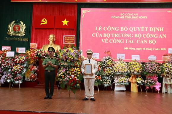 Đắk Nông có tân Giám đốc Công an tỉnh ảnh 1