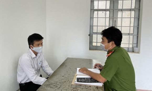 Đắk Nông: Bắt một giám đốc trung tâm viễn thông ảnh 1