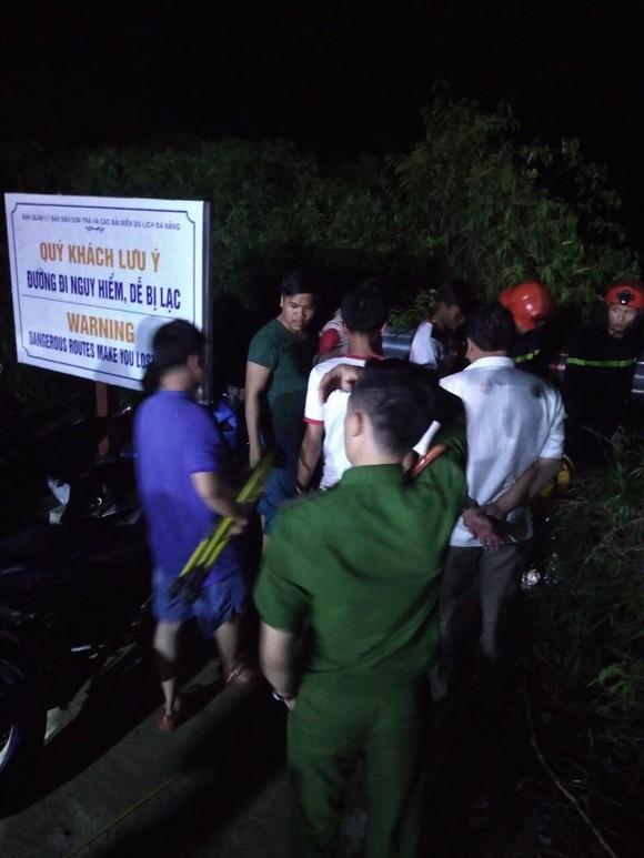 Một thanh niên tử vong khi tham gia ứng cứu 4 du khách bị nạn trên bán đảo Sơn Trà ảnh 1