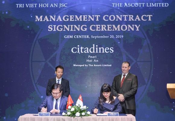 Chính thức giới thiệu ra thị trường thương hiệu Citadines Pearl Hoi An ảnh 1