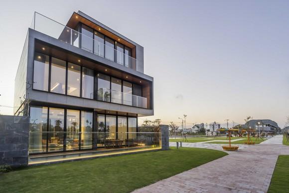 Villa cuối cùng giá 45 tỷ đồng của Regal One River thuộc Đất Xanh Miền Trung đã tìm được chủ nhân ảnh 2
