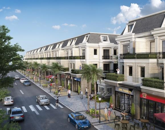 Bất động sản nhà ở thấp tầng trở thành kênh đầu tư hấp dẫn ảnh 2
