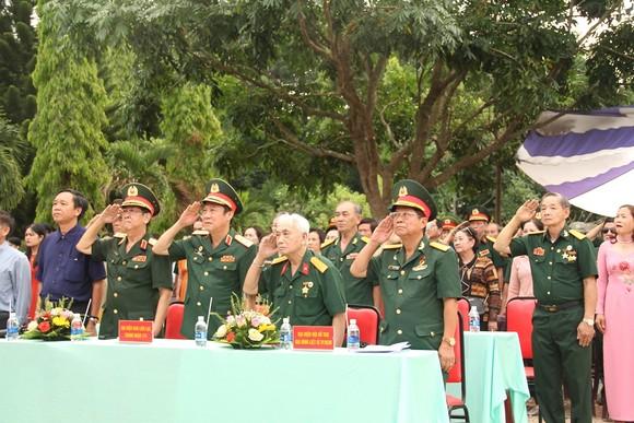 Khánh thành Bia tưởng niệm liệt sĩ Trung đoàn 174 hy sinh tại Đắk Tô - Tân Cảnh  ảnh 1