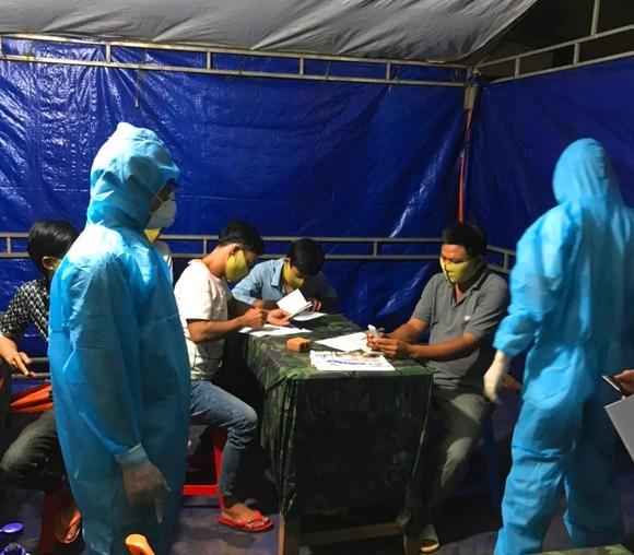 Gia Lai: Phong tỏa tạm thời 1 thôn và 1 trạm y tế do có liên quan đến ca mắc Covid-19 ảnh 1