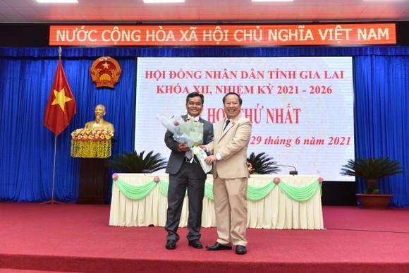 Bí thư Tỉnh ủy Gia Lai được bầu giữ chức Chủ tịch HĐND tỉnh ảnh 1