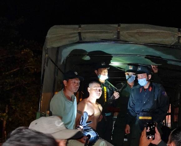 Gia Lai: Bắt đối tượng chủ mưu vụ đào tường trốn khỏi nhà tạm giữ  ảnh 2
