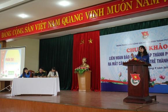 Chung khảo Liên hoan Báo cáo viên cấp thành phố Đà Nẵng năm 2019 ảnh 2