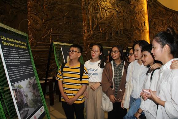 """Triển lãm """"Câu chuyện bên bờ sông"""" là một trong những cách làm mới về việc trưng bày các hiện vật tại các bảo tàng hiện nay"""