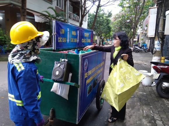 Đà Nẵng: Nhiều chuyển biến tích cực trong phân loại rác thải sinh hoạt tại nguồn ảnh 1
