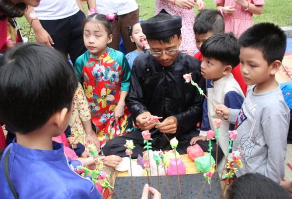 Đà Nẵng tái hiện phiên chợ ngày Tết nhân dịp Xuân Canh Tý 2020 ảnh 3
