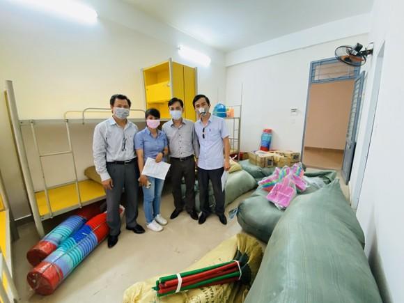 Đà Nẵng: Công tác chuẩn bị đón công dân cách ly tại ký túc xá phía Tây TP Đà Nẵng ảnh 1