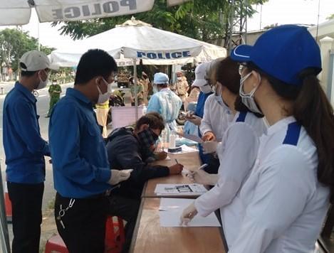 Hơn 1200 tình nguyện viên Đà Nẵng tham gia phòng, chống dịch Covid-19 ảnh 2