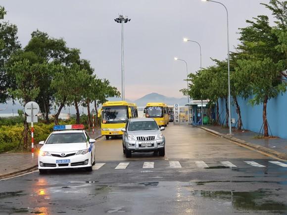 TP Đà Nẵng đã tiếp nhận 343 công dân Việt Nam từ Đài Loan về nước
