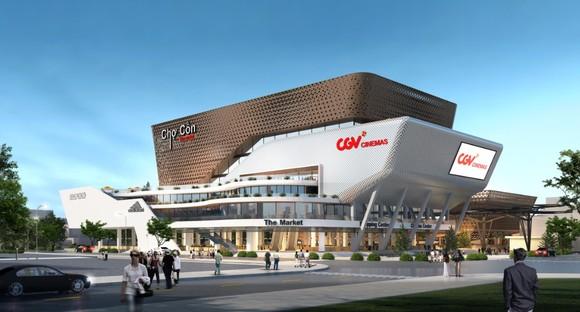 Trao 700 triệu đồng cho cuộc thi thiết kế kiến trúc Chợ Cồn ảnh 4