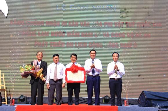 Làng nghề làm nước mắm Nam Ô đón nhận bằng Di sản văn hóa phi vật thể quốc gia