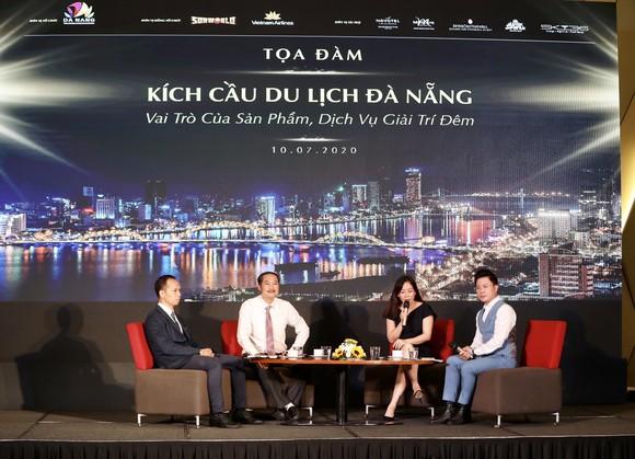 Đà Nẵng: Giải pháp nào để phát triển kinh tế đêm? ảnh 1