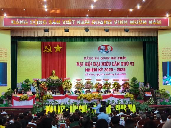 Quận Hải Châu tiếp tục khẳng định vai trò quận trung tâm, kiểu mẫu ảnh 1
