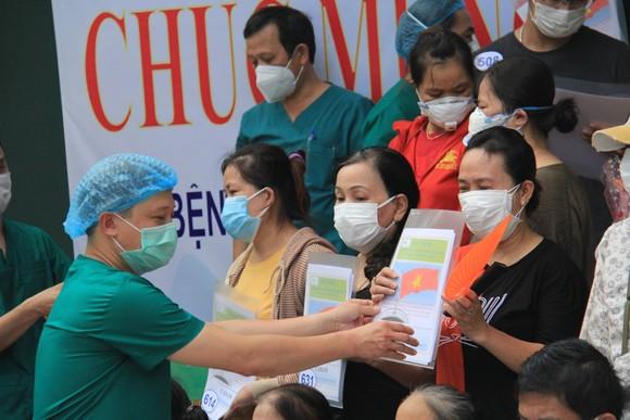 Ngày 26-8, Đà Nẵng cho xuất viện 34 bệnh nhân Covid-19  ảnh 11