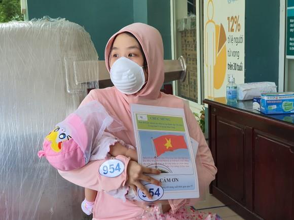 Ngày 26-8, Đà Nẵng cho xuất viện 34 bệnh nhân Covid-19  ảnh 12