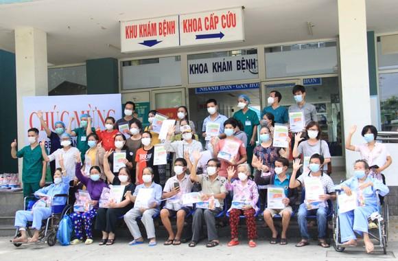 Ngày 26-8, Đà Nẵng cho xuất viện 34 bệnh nhân Covid-19  ảnh 9