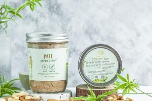 Sản phẩm pate Minh Chay của Công ty TNHH Hai Thành viên Lối sống mới