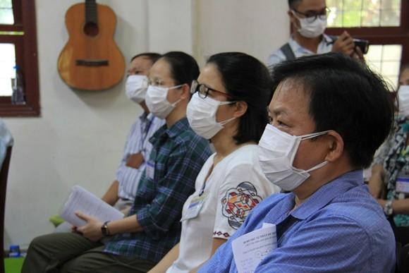 Đà Nẵng: Bộ GD-ĐT kiểm tra công tác tổ chức Kỳ thi tốt nghiệp THPT đợt 2 ảnh 6