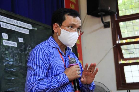 Đà Nẵng: Bộ GD-ĐT kiểm tra công tác tổ chức Kỳ thi tốt nghiệp THPT đợt 2 ảnh 7