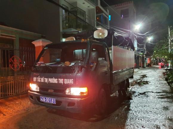 Đà Nẵng vận động sơ tán người dân đến nơi trú ẩn an toàn  ảnh 2