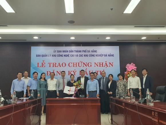 Đà Nẵng: 600 tỷ đồng đầu tư cho dự án xây nhà xưởng cho thuê  ảnh 1