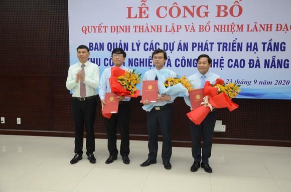Đà Nẵng thành lập Ban quản lý các dự án phát triển hạ tầng KCN & KCNC Đà Nẵng ảnh 1