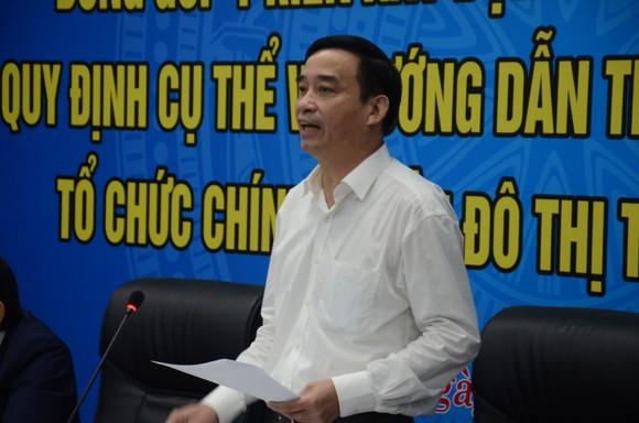 Nhiều vấn đề cần xem xét về thí điểm tổ chức mô hình chính quyền đô thị tại TP Đà Nẵng ảnh 2