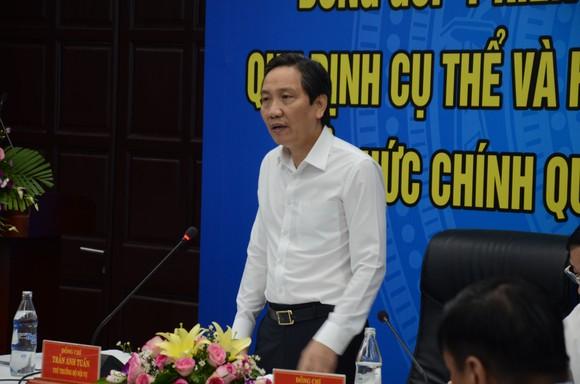 Nhiều vấn đề cần xem xét về thí điểm tổ chức mô hình chính quyền đô thị tại TP Đà Nẵng ảnh 4