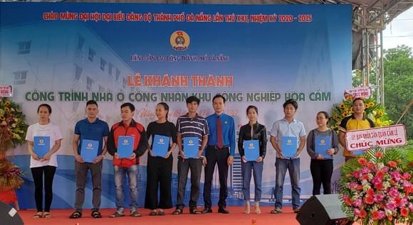 Đà Nẵng khánh thành Công trình Nhà ở Công nhân Khu công nghiệp Hòa Cầm ảnh 2