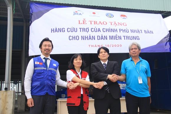 Nhật Bản viện trợ người dân Thừa Thiên - Huế bị thiệt hại do thiên tai ảnh 1