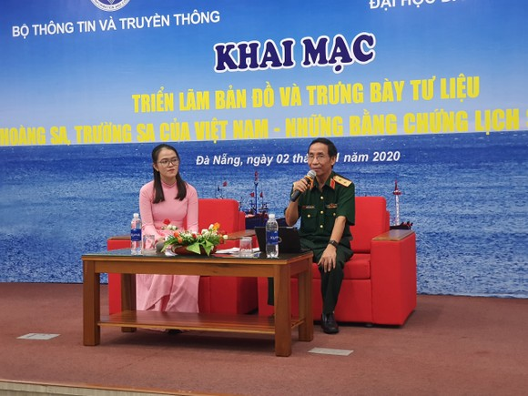 Đà Nẵng: Triển lãm 'Hoàng Sa, Trường Sa của Việt Nam – Những bằng chứng lịch sử và pháp lý' ảnh 2