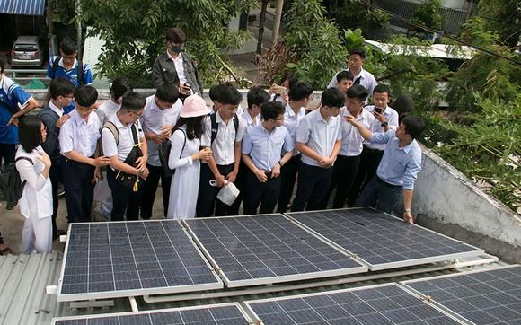 Đà Nẵng khuyến khích phát triển năng lượng mặt trời ảnh 2