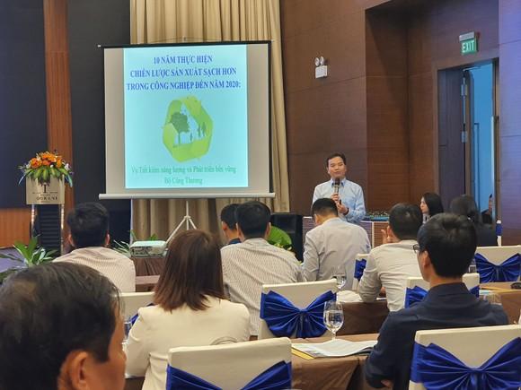 Thúc đẩy vai trò của doanh nghiệp tham gia vào sản xuất sạch hơn ảnh 3