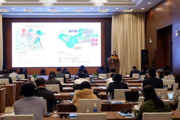 Tạo thuận lợi cho doanh nghiệp Hàn Quốc đầu tư vào miền Trung- Tây Nguyên ảnh 1