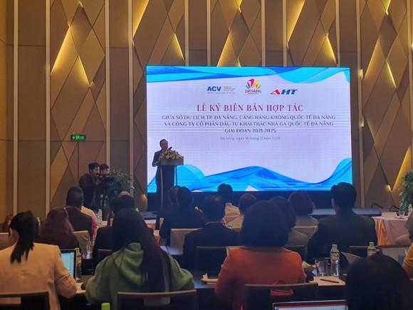 Đà Nẵng: Ký kết biên bản hợp tác Du lịch giai đoạn 2021-2025 ảnh 1