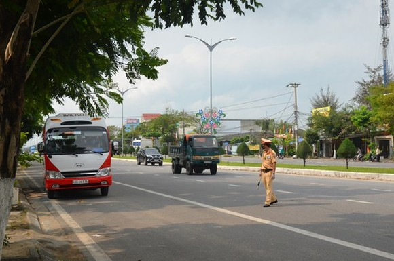 Đà Nẵng thiết lập chốt kiểm dịch trước dịp Tết Nguyên đán Tân Sửu 2021 ảnh 1