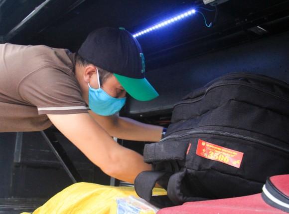 Đà Nẵng hỗ trợ xe đưa 3.000 lao động về quê đón tết ảnh 7