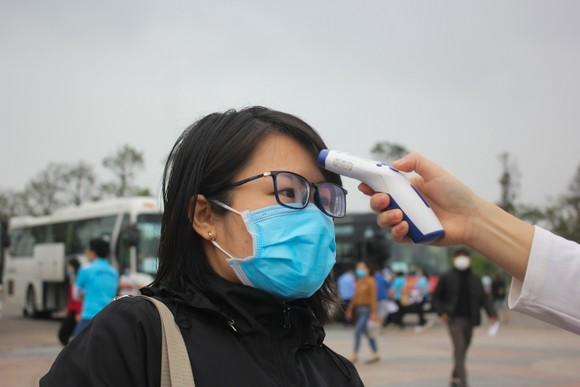 Đà Nẵng hỗ trợ xe đưa 3.000 lao động về quê đón tết ảnh 4