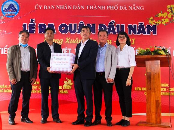 Đà Nẵng: Các công trình trọng điểm ra quân đầu năm Tân Sửu ảnh 4