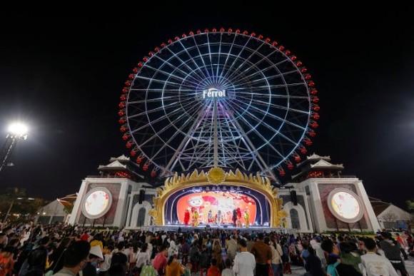 Đà Nẵng: Miễn phí vé vào cửa thưởng thức 'Ước hẹn tháng 3' tại Công viên châu Á ảnh 1